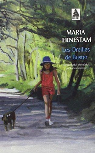 Les oreilles de Buster par Maria Ernestam