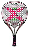 Nox Stinger Jr. 2.1 Girls - Pala de pádel, color rosa