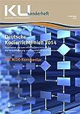 Deutsche Kodierrichtlinien mit MDK-Kommentierung 2014