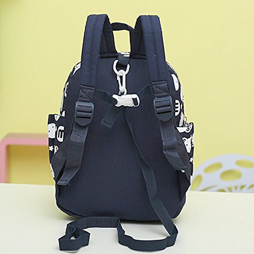 Imagen de fristone  infantil bolsa de escuela pequeña bebes guarderia bolsa,azul oscuro alternativa