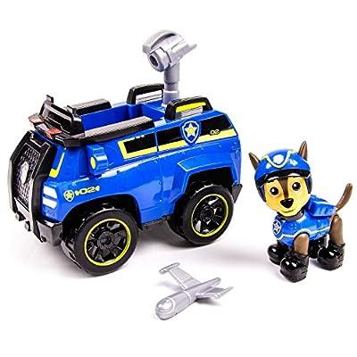 Paw Patrol - Chase's Spy Cruiser de Paw Patrol