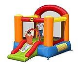 Happy Hop Slide Bouncer, (9004B)