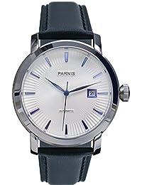LIV MORRIS PARNIS MIYOTA Modell 3212 0732066354239 - Reloj para hombres color negro