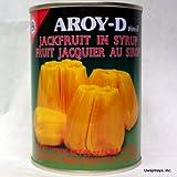 AROY-D Jackfruit En aleacioen de jarabe 565g jarabe de frutas Dee jack