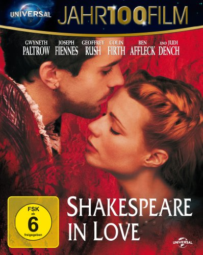 Shakespeare in Love - Jahr100Film [Blu-ray]