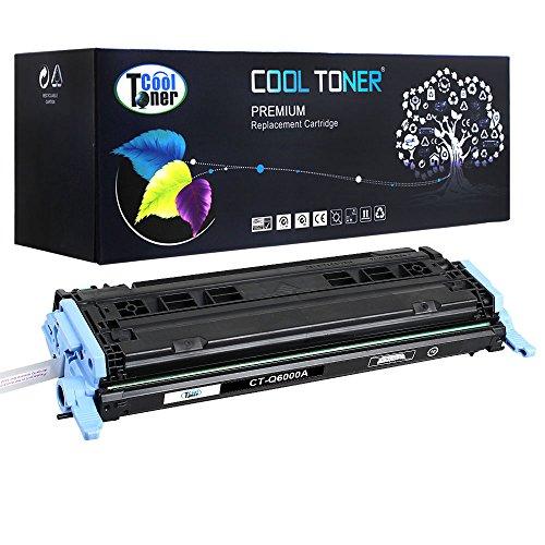 Cool Toner kompatibel Toner fuer Q6000A Tonerkartusche kompatibel fuer HP Color LaserJet...
