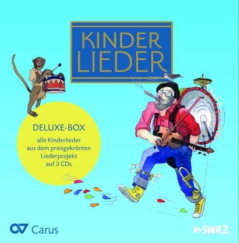 Kinderlieder Vol.1-3 - Deluxe-Box -