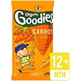 Organix Goodies Carotte Stix Organique 4 X 15G