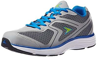 Power Men's Cosmo Ind115 Grey Running Shoes - 6 UK/India (40 EU) (8082081)