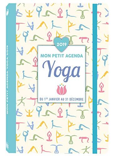 Mon petit agenda Yoga 2019 por Collectif