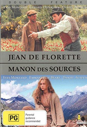 Preisvergleich Produktbild Jean de Florette / Manon de Sour [DVD-AUDIO]