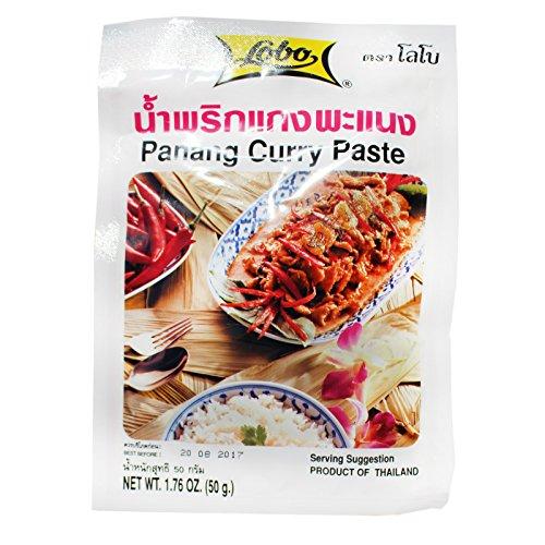 Lobo Panang Currypaste 6x50g
