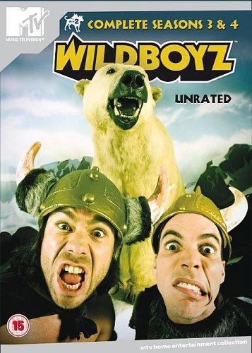 MTV - Wildboyz - Season 3 And 4