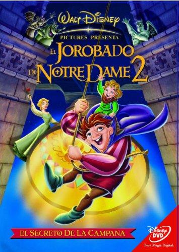 El jorobado de Notre Dame 2 [DVD]