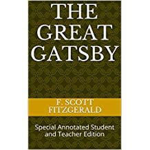 The Great Gatsby (Special Annotated Student and Teacher Edition) (English Edition)