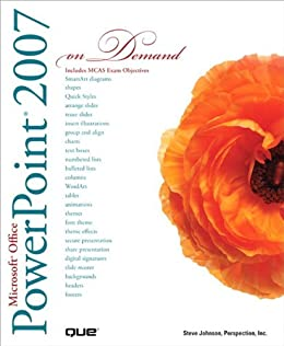 microsoft office powerpoint 2007 purchase Special edition using microsoft® office powerpoint® 2007 the only powerpoint book you need we crafted this book to grow.
