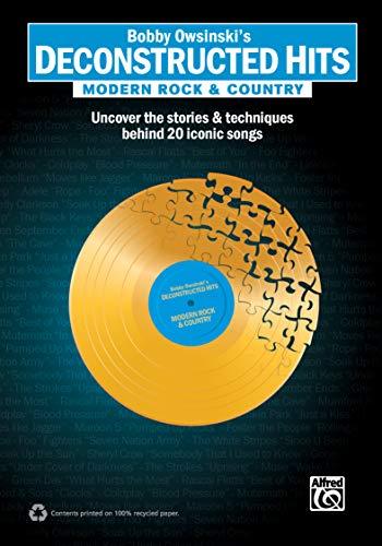 Linkin Park Lyrics (Bobby Owsinski's Deconstructed Hits: Modern Rock & Country  |  Book)