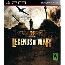 History Legends of War (PS3)