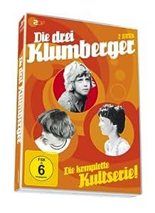 Die drei Klumberger - Die komplette Serie [2 DVDs]