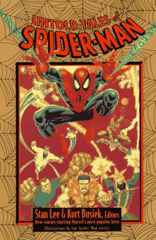 Untold Tales of Spider-Man (Ultimate Spider-man-trade)