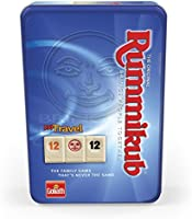 Goliath 50105 Rummikub The Original Travel Tour Edition (Tin)
