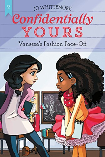 Confidentially Yours #2: Vanessa's Fashion Face-Off (English Edition)