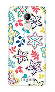 SWAG my CASE Printed Back Cover for Coolpad Note 3 Lite