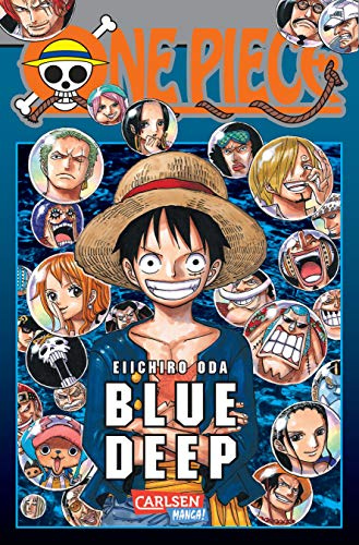 One Piece - Blue Deep: Characters World