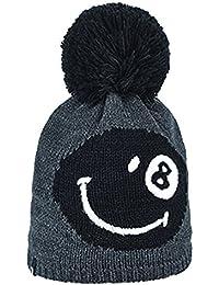 Brekka Cappello Smile Pon Black One Size 8dbfcaa1b709