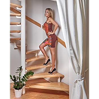 Clear Stair Treads Carpet Protectors Set Of 2 Amazon Co