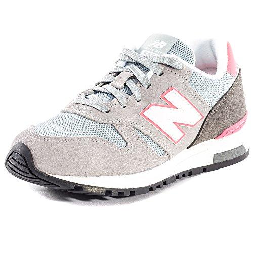 New Balance Nbwl565gt, Gymnastique femme gris bleu