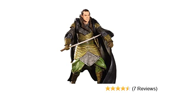 Toybiz Prologue Elrond Lord Of The Rings Trilogy Action Figure Toy Biz 81391