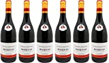 PASQUIER DESVIGNES France Beaujolais Vin Rouge AOP 2014 75 cl - Lot de 6