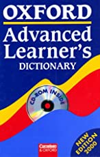 Oxford Advanced Learner's Dictionary (Buch+CD)
