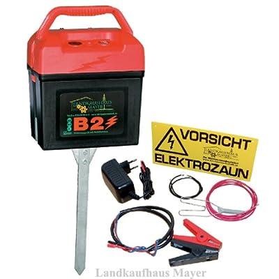 Weidezaungerät mit Multifunktion 9V/12V/230V von AKO - Du und dein Garten