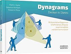 Dynagrams- Denken in Stereo: Mit dynamischen Diagrammen schärfer denken, effizienter zusammenarbeiten und klarer kommunizieren