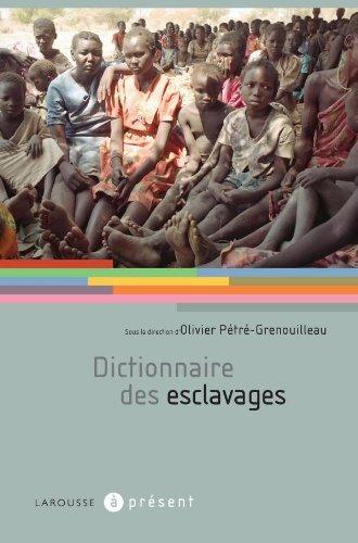 Dictionnaire des esclavages