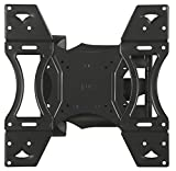"VonHaus 23-55"" Ultra Slim Cantilever TV Wall Mount Bracket for LCD, LED, 3D & Plasma Screens - Super Strong 40Kg Weight Capacity - FREE Extended 5 Year Warranty Bild 1"