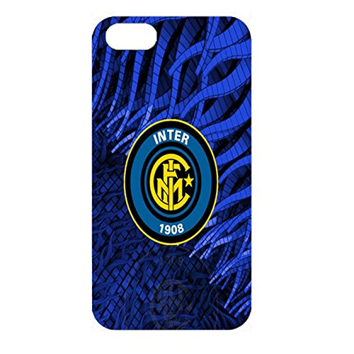 Classical 3D F.C Internazionale Milano Phone Case for Iphone 4/4s Inter Milan Logo