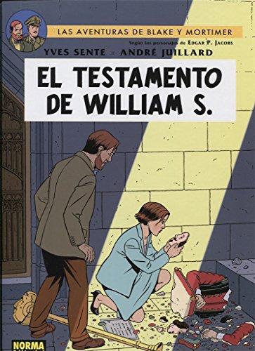 Descargar Libro Blake&Mortimer 24. El Testamento de William S. de Yves Sente y André Juillard