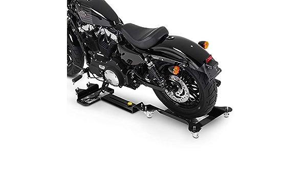 Constands M3 Motorrad Dolly Mover Bis Zu 880 Lb Schwarz Auto