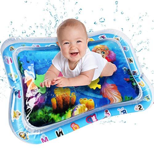 Mitlfuny Kawaii Langsam Dekompression Creme Duftenden Groß Squishy Spielzeug Squeeze Spielzeug,Baby aufblasbare Patted Wasser Play Pad Spielzeug Baby Wasser Mat Fun Activity Play