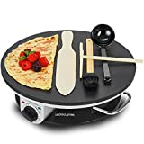 Andrew James Professional Electric Crepe Maker