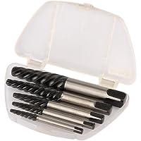 Draper 42560 - Juego de extractores de tornillos (5 piezas)