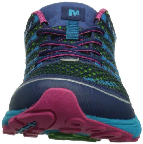 Merrell Mix Master Move Glide, Chaussures de running femme Bleu (Blue Depths)