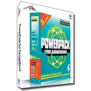 PowerPack for GarageBand