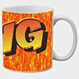 Printland Ping White Coffee Mug 350 - ml best price on Amazon @ Rs. 249