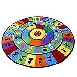 &tapis de salon Tapis d'enfants Tapis d'étude précoce Tapis d'enfants Tapis d'enfants couvertures ( taille : 200*200cm )...