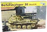 Dickie-Tamiya Dragon 500776472 - Befehlsjager 38 Ausführung M Panzer Smart Kit 1:35