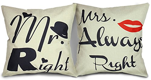 luxbon-2x-kissenbezuge-mr-right-mrs-always-right-lendenkissen-wurfkissenbezug-pillowcase-cafe-haus-a
